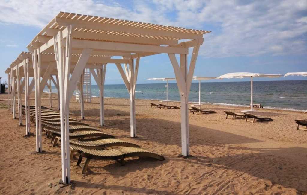 Рейтинг лучших пляжей крыма для отдыха с детьми