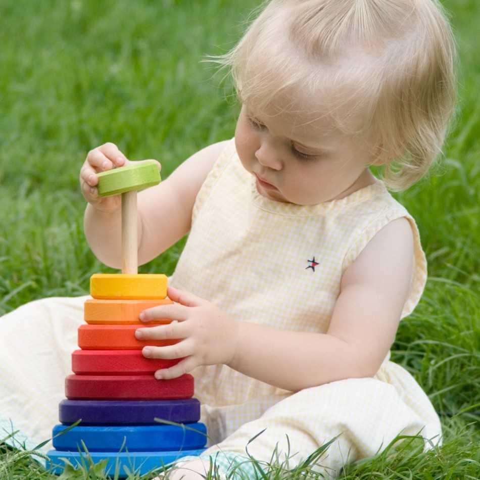 Уход за ребенком от рождения до года по месяцам