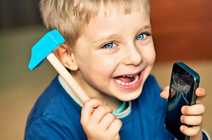 Сломанная игрушка. почему дети ломают игрушки: как реагировать родителям.