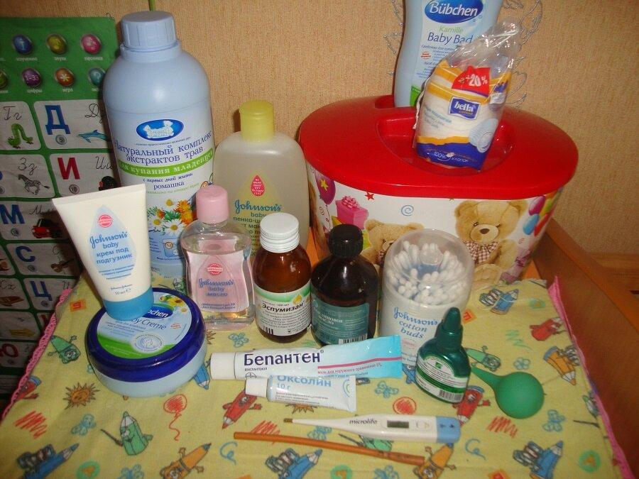 Детская аптечка: 8 обязательных средств