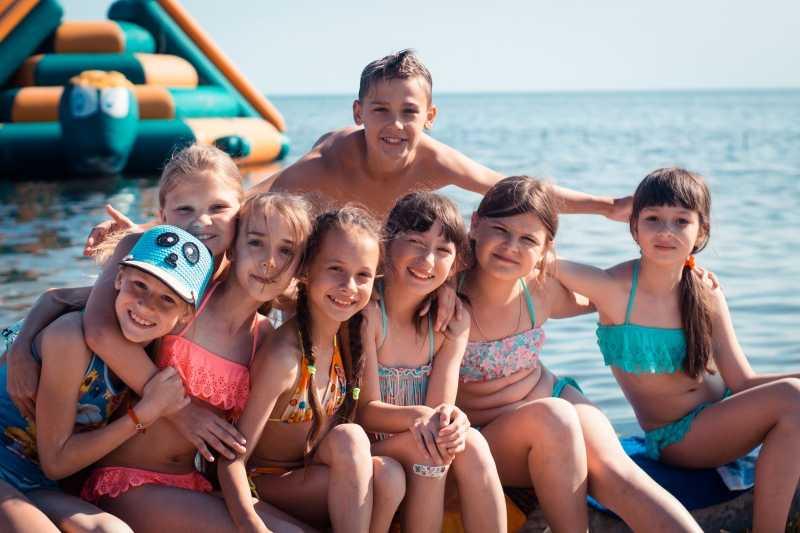 Детские лагеря на море в краснодарском крае, 2020-2021. москва, заказ путевок