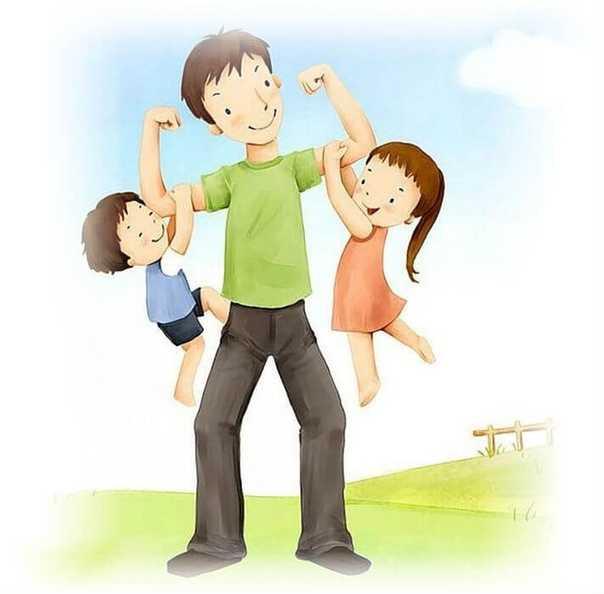 Во что поиграть папе с ребенком? несколько увлекательных идей!   u-mama.ru   яндекс дзен