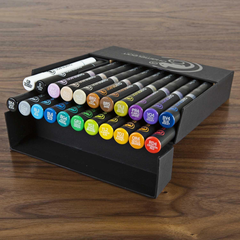 Фломастер (50 фото): набор акварельных изделий для рисования 24 цвета, а также воздушные перманентные и художественные несмываемые для ткани