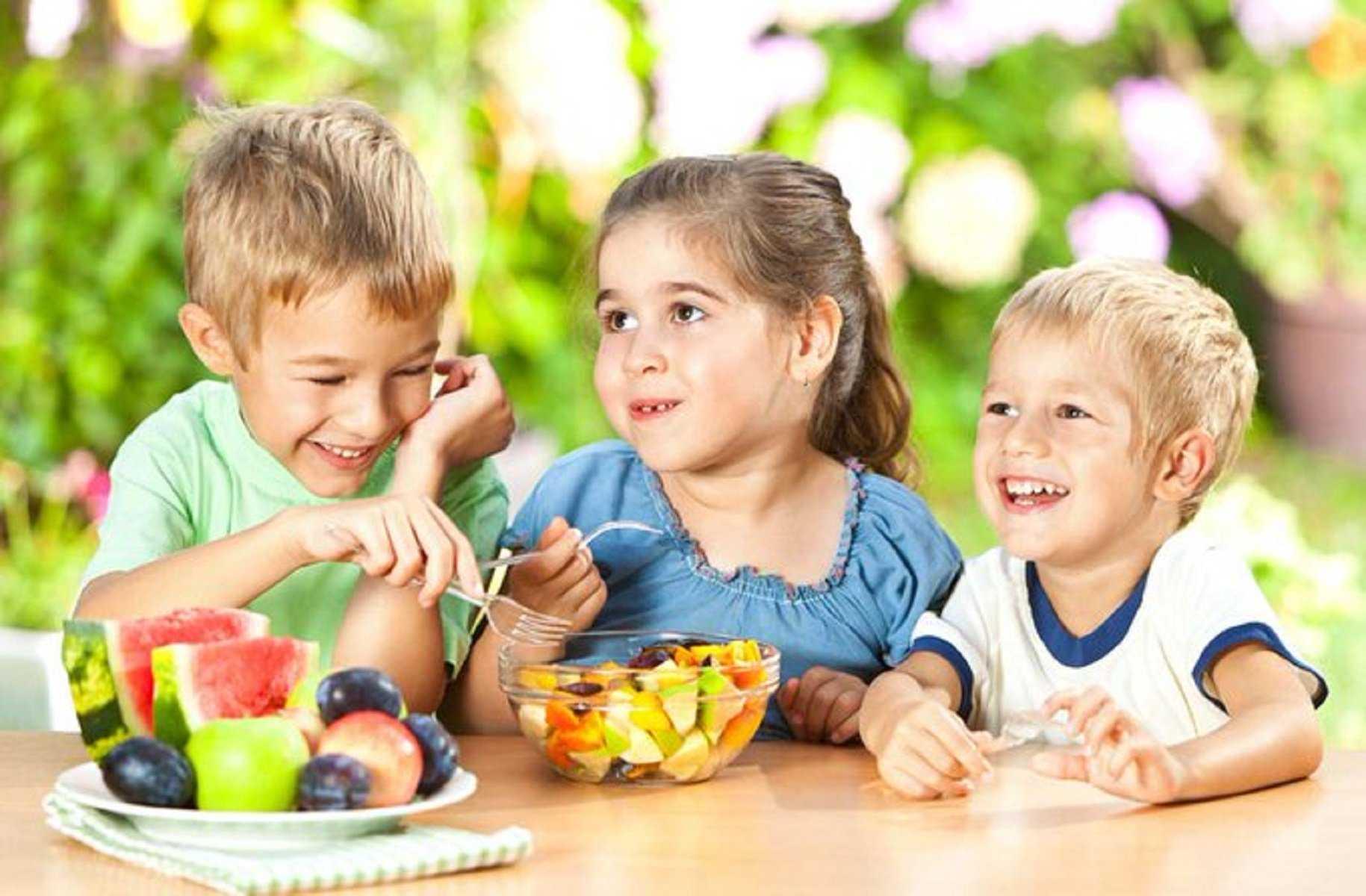 Как уговорить детей есть овощи | женский