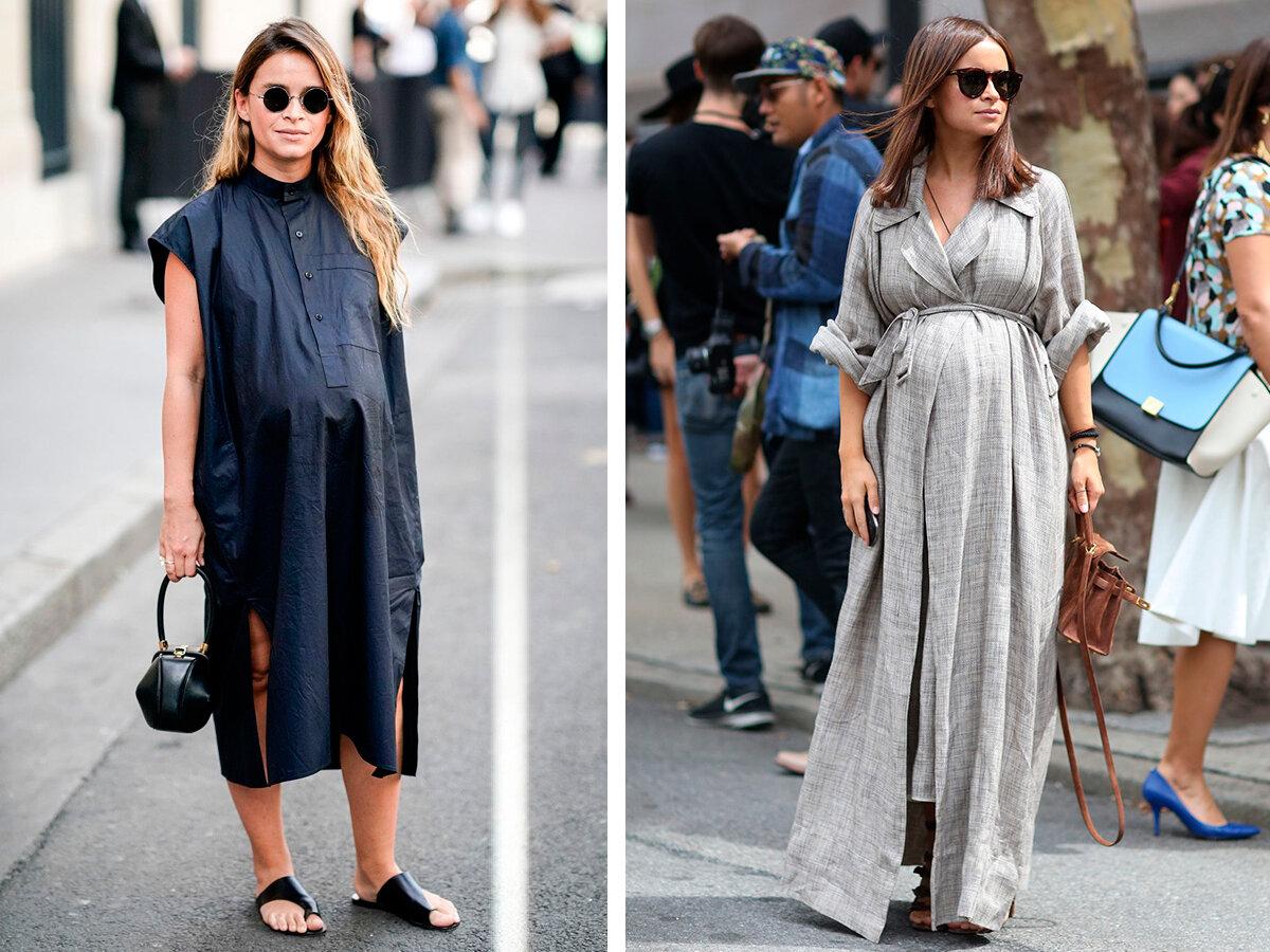 Как одеваться модно и стильно во время беременности? | elyts | яндекс дзен