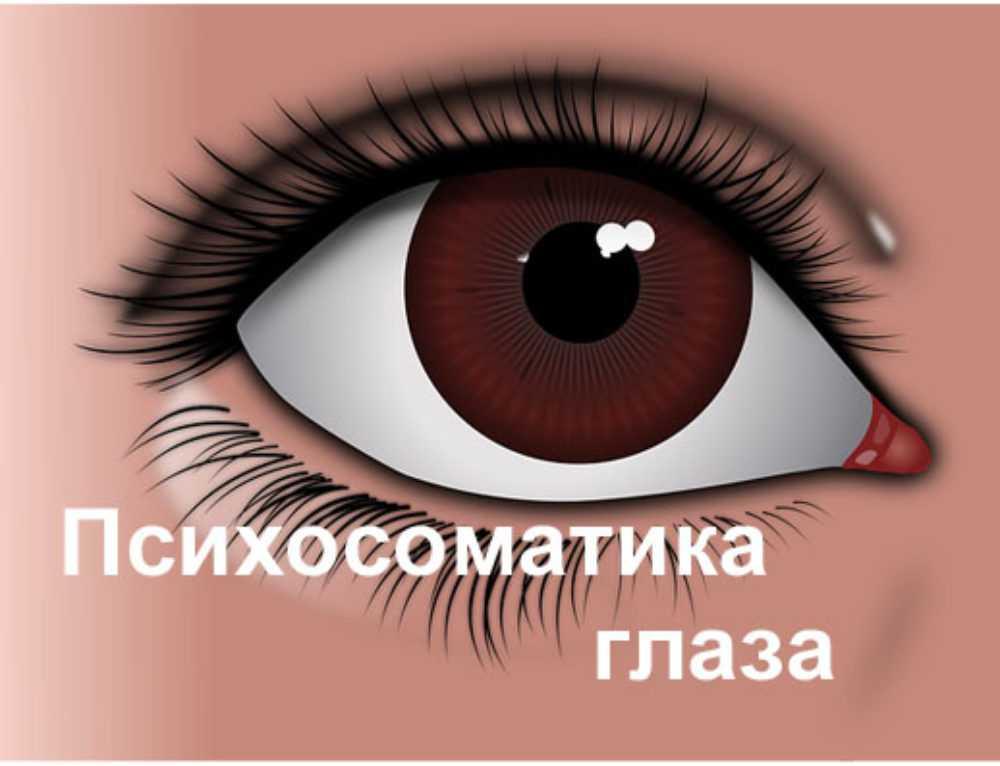 Психосоматика зрения - система байбак
