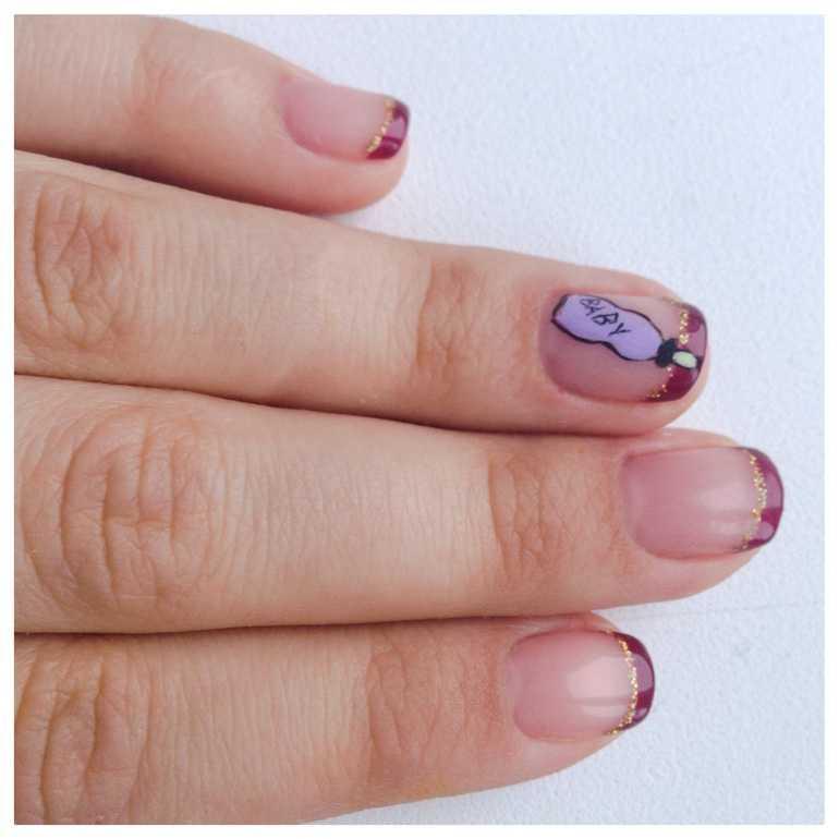 Можно ли беременным делать маникюр: вредно или нет наносить на ногти гель и красить их обычным лаком, меры предосторожности во время беременности