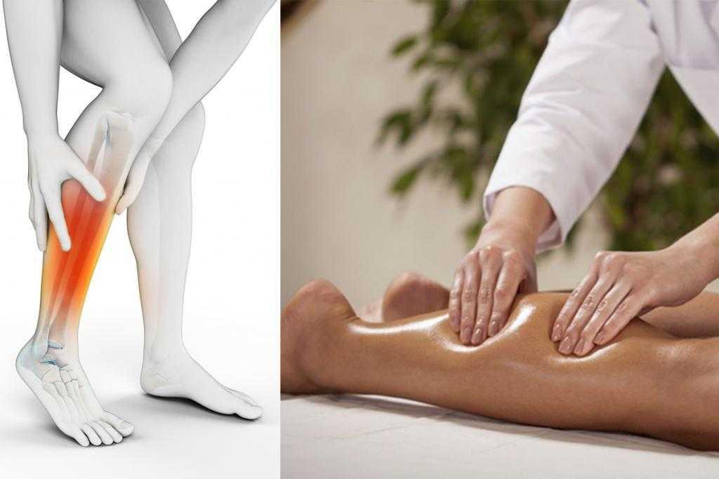 Боли в ступнях ног лечение