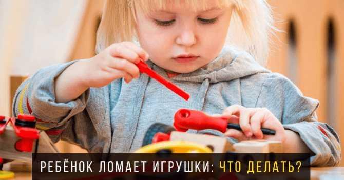 У ребенка отбирают игрушки - 2 совета психологов, консультации