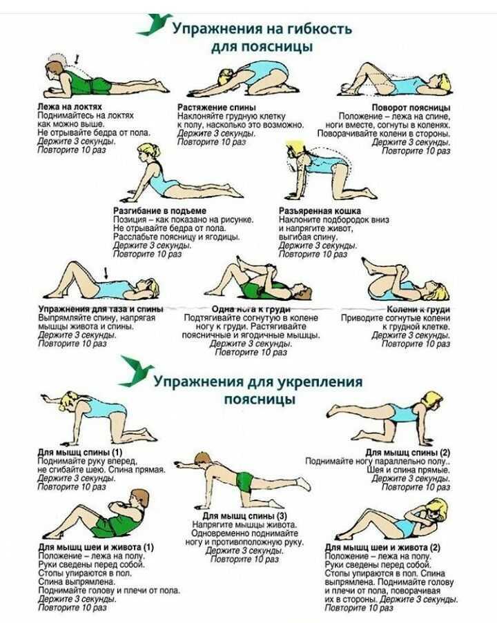 Гимнастика для детей 3-4 лет: утренняя зарядка, детские физические упражнения