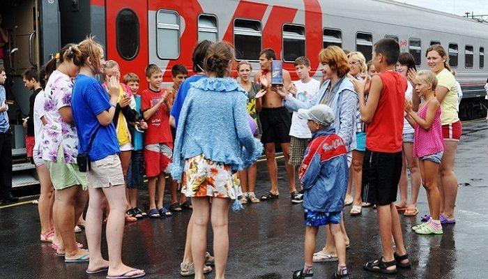О проезде организованных групп детей (школьников) | авторская платформа pandia.ru