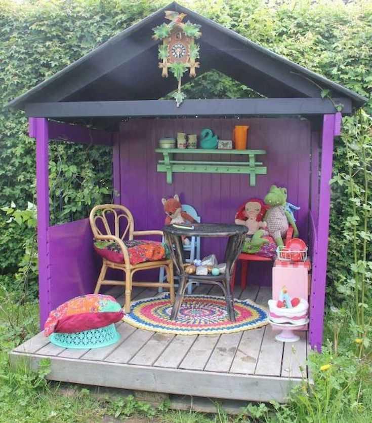 100 лучших идей: детские игровые площадки на даче своими руками