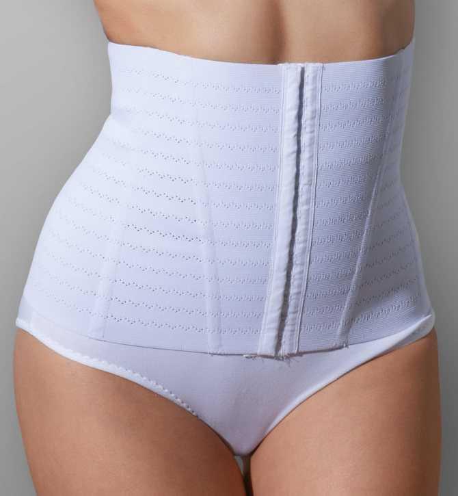 Через сколько после родов можно носить бандаж