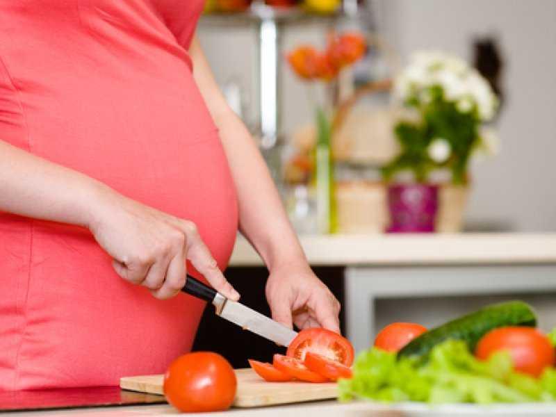 О целебных свойствах помидоров для будущих мам