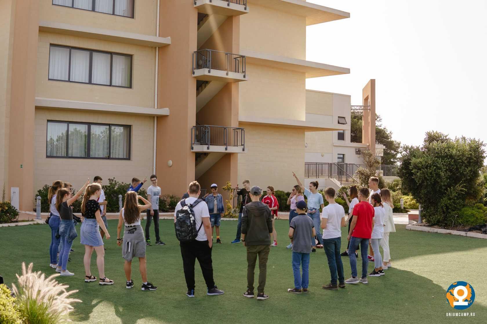 Языковой лагерь для подростков: летний отдых в финляндии, англии, россии и на мальте