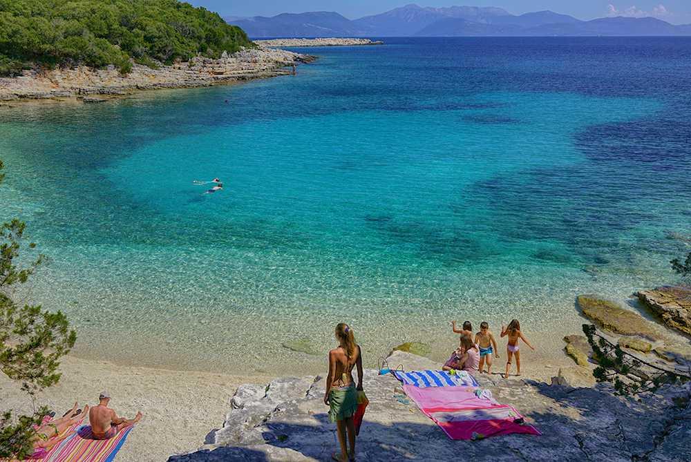 Где лучше отдыхать в греции: особенности курортов страны