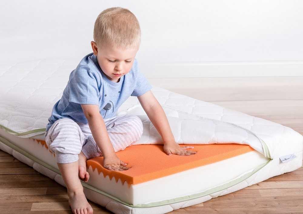 Матрас для новорожденного: советы по выбору лучших моделей и производителей