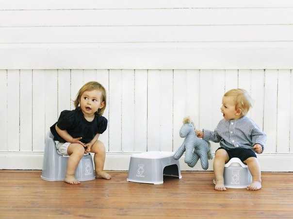 Как научить ребенка ходить на горшок – ориентируемся на физиологическую готовность малыша