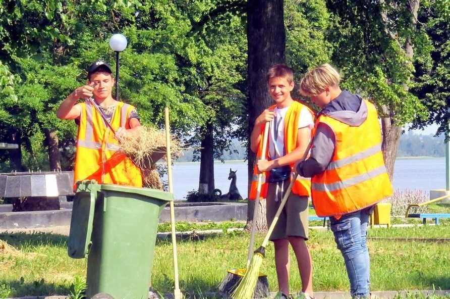Трудовые лагеря для подростков в спб и ленинградской области