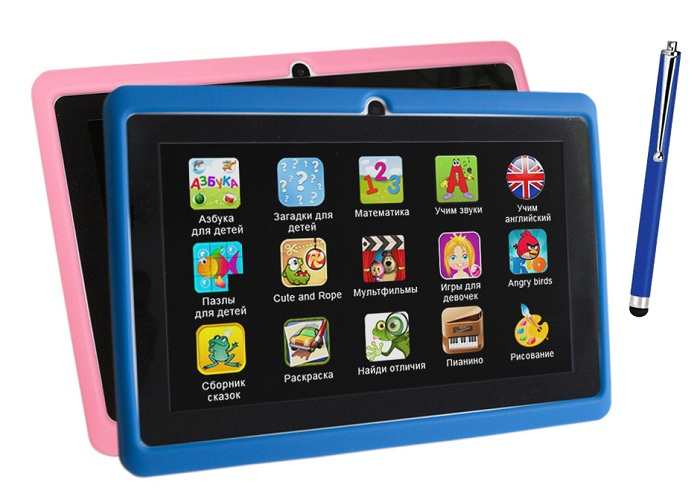 Планшет для детей от 5 лет: детские модели, какой обучающий развивающий планшет выбрать