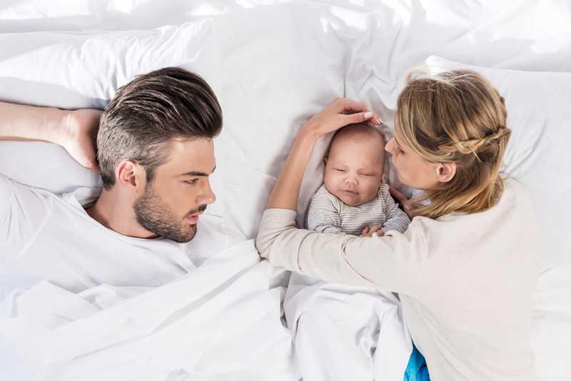 Совместный сон с ребенком после года: решайте сами. наш ребенок.