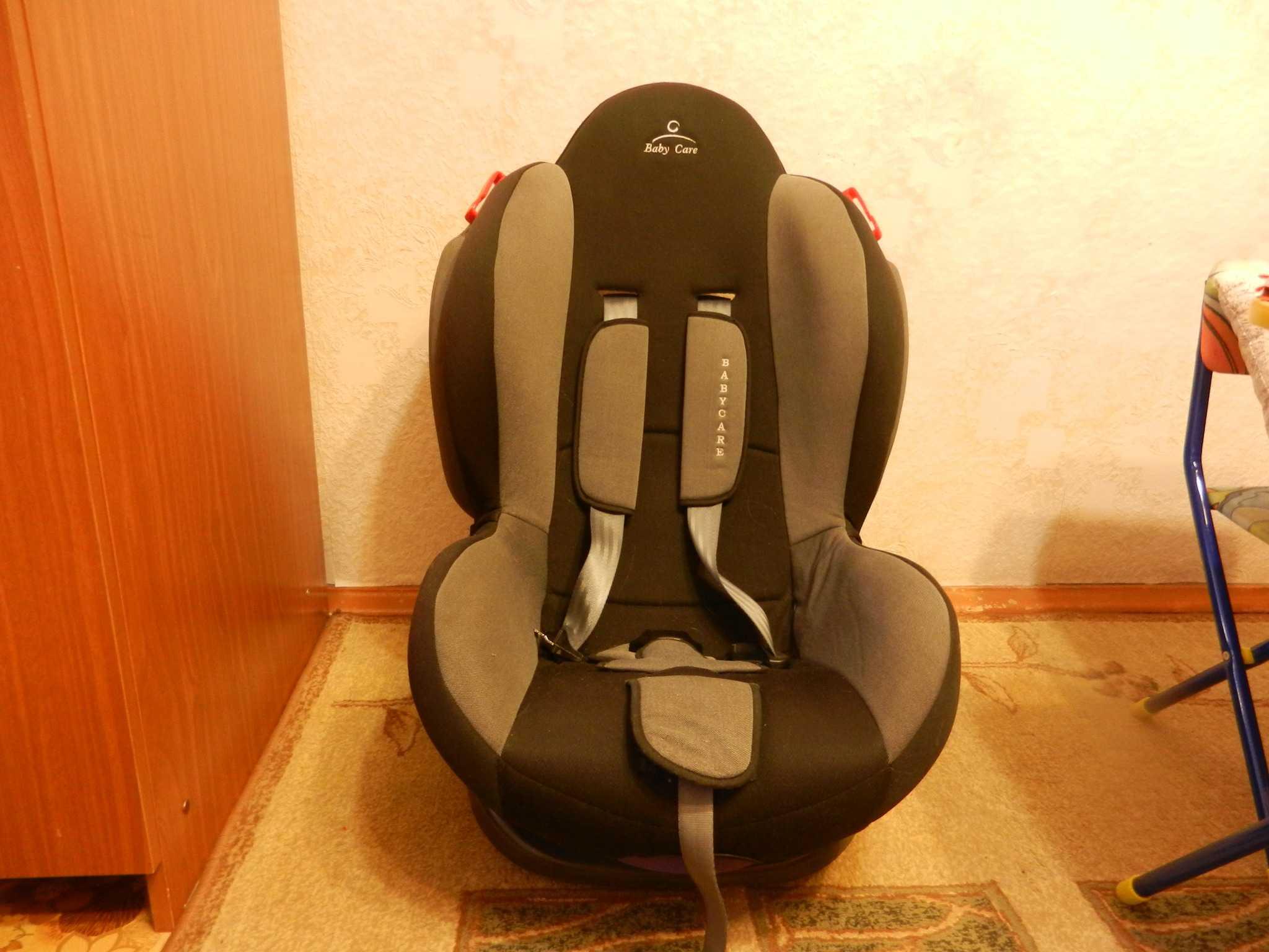 Автокресло baby care: детское автомобильное кресло для ребенка весом 9-25 кг, отзывы