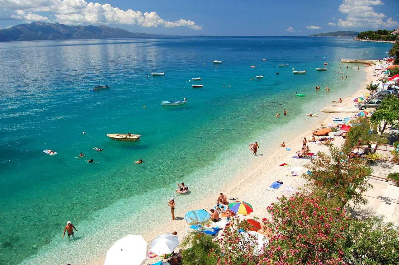 Летний отпуск в хорватии: разбираемся в курортах и пляжах