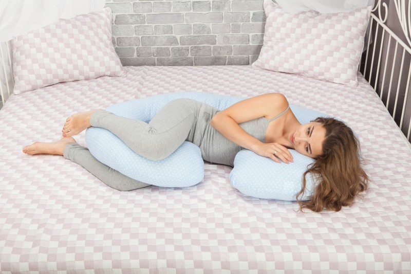 Какая лучше подушка для беременных женщин