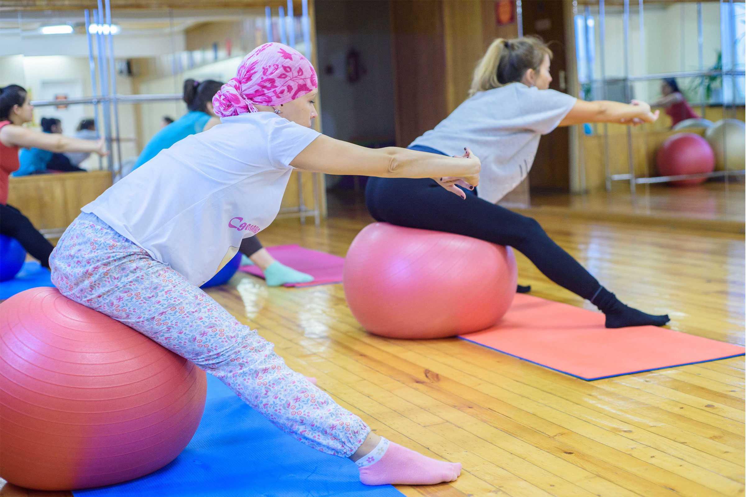 Зарядка для беременных дома: комплекс упражнений для 1, 2, 3 триместров вынашивания