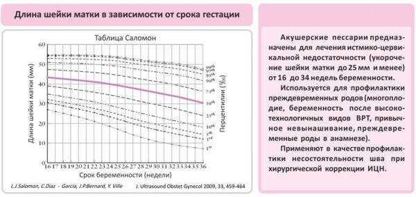 Цервикометрия при беременности: особенности проведения