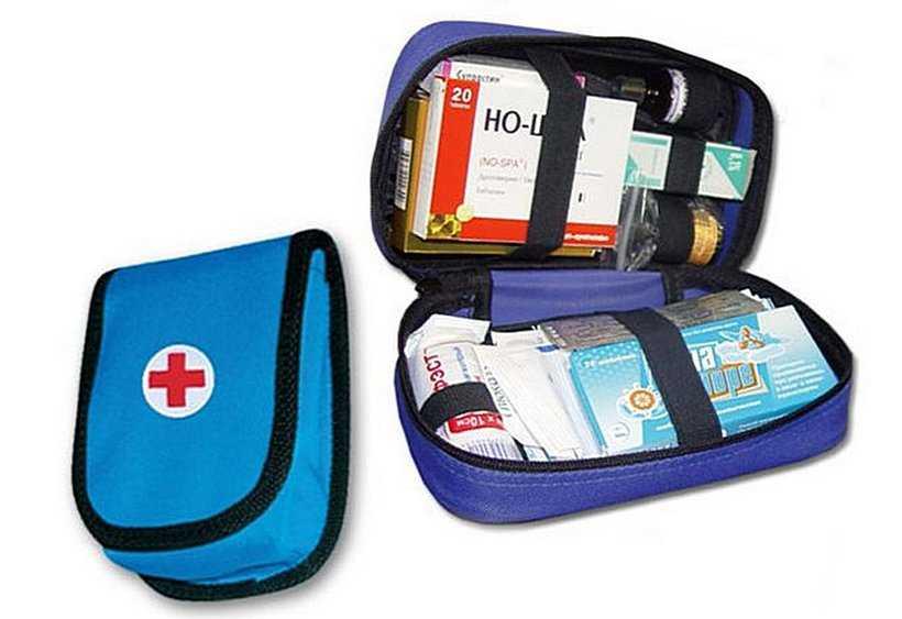 Аптечка для ребенка на море средства первой необходимости