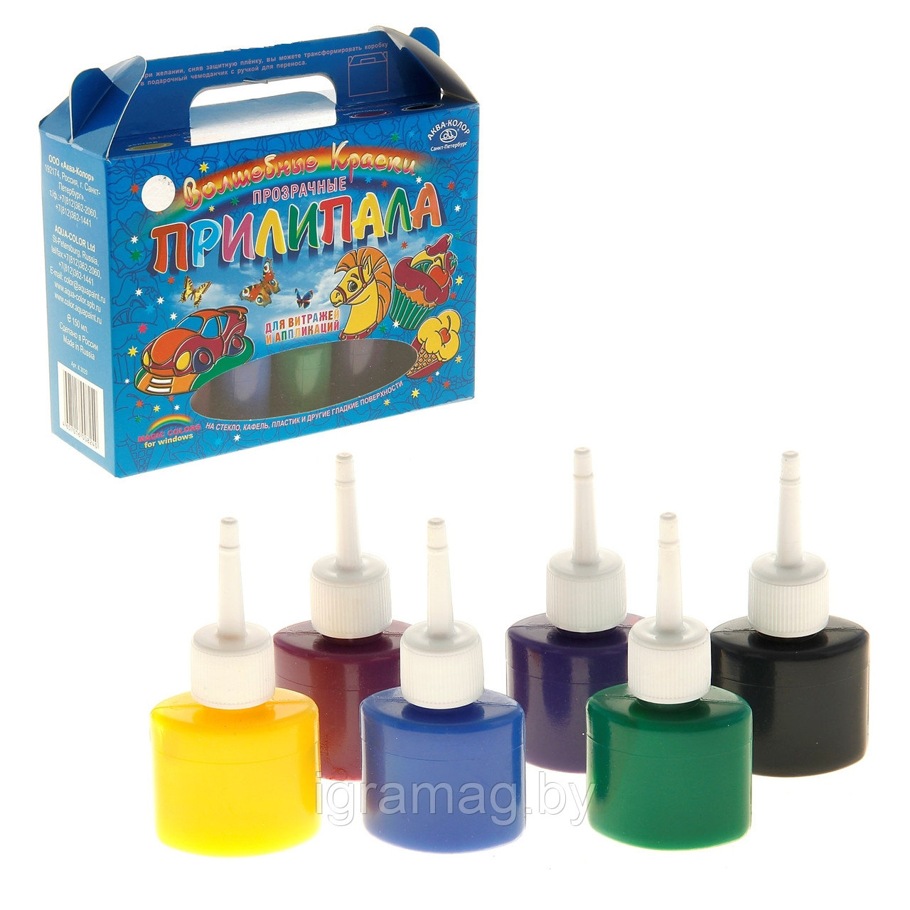 Какие витражные краски лучше выбрать?