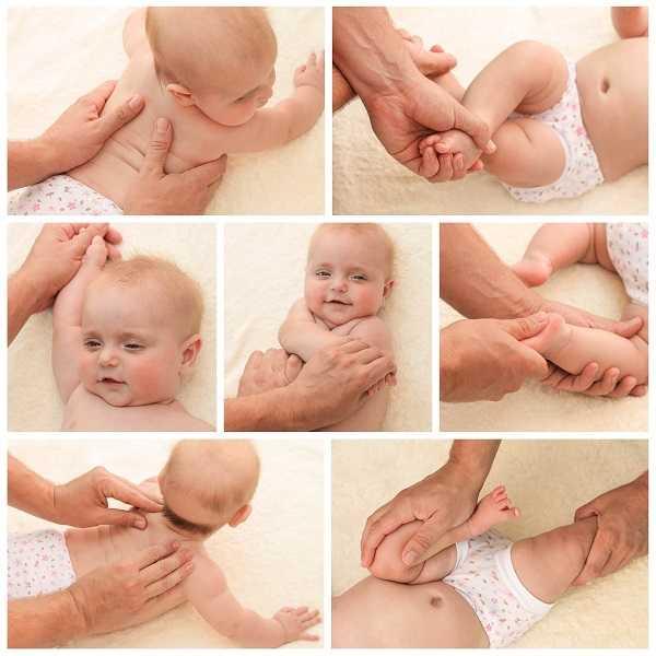 Массаж ребенку в 2-3 месяца: как делать в домашних условиях общеукрепляющий детский массаж грудничку в 2-3 месяца