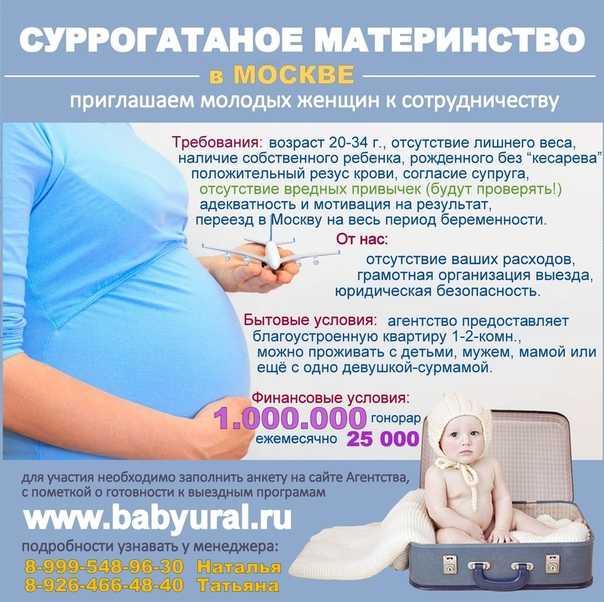 Суррогатное материнство в 2019 году куда обратиться и сколько стоит