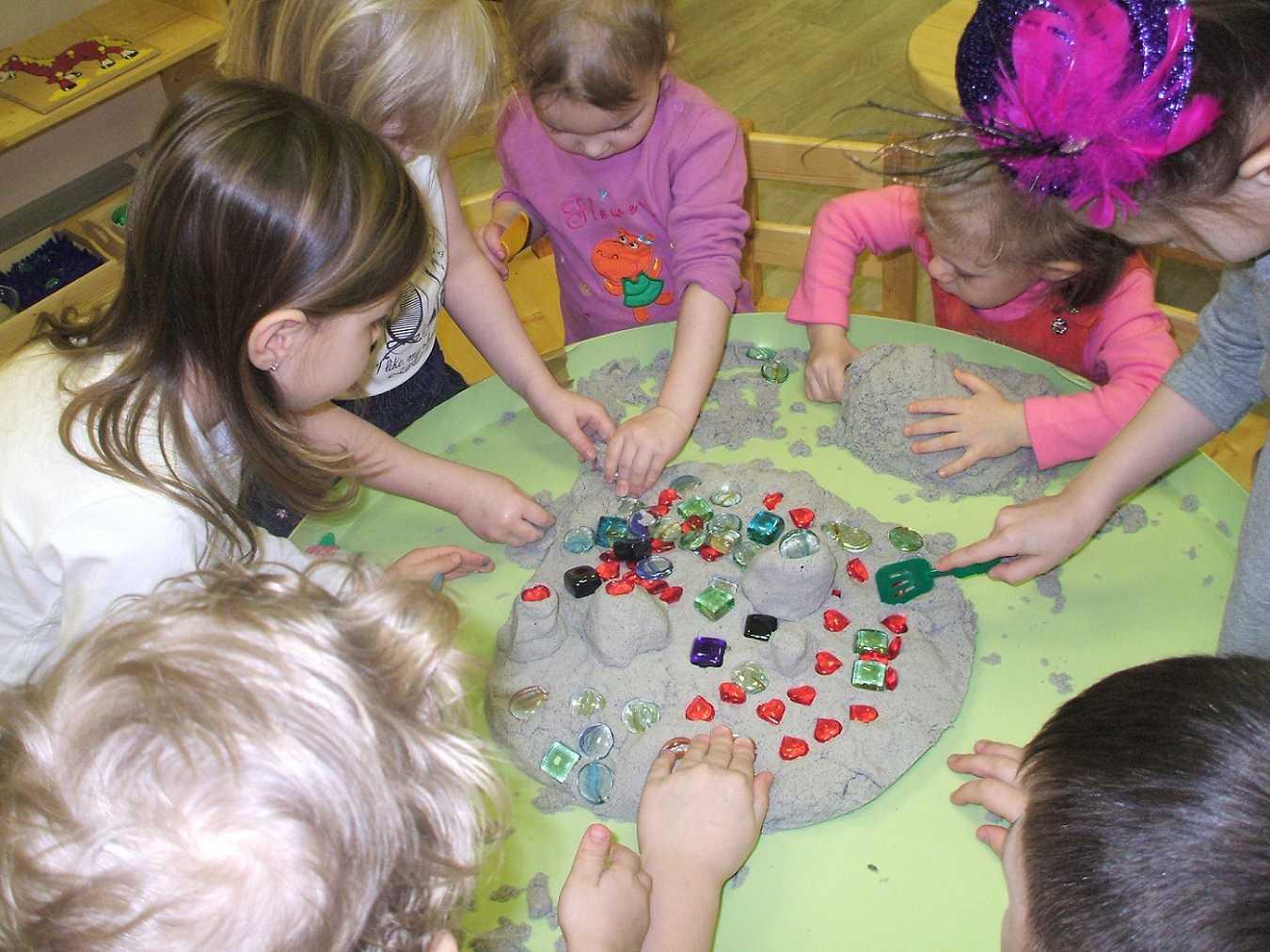 Песочная терапия для детей: что такое и как проводить — колесо жизни
