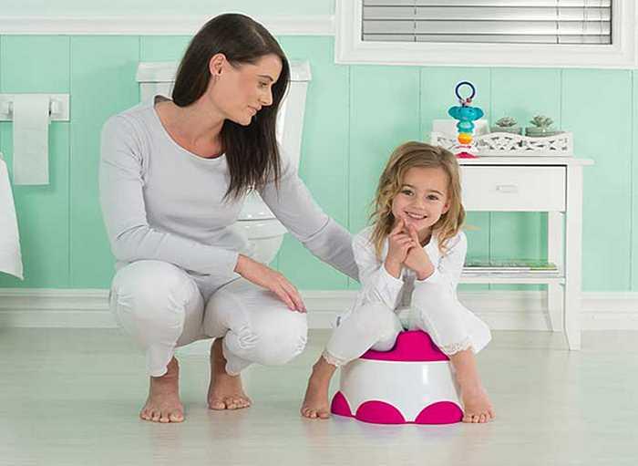 Как научить ребенка какать в горшок - полезные советы для родителей