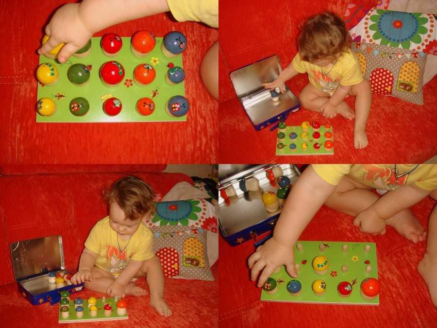 Сенсорные коробки для детей   расти умным!