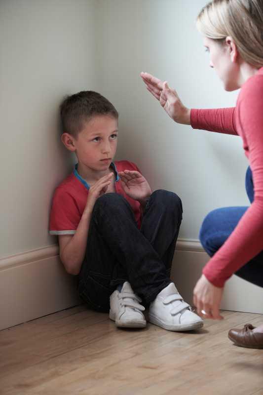 Почему нельзя бить детей: на заметку родителям