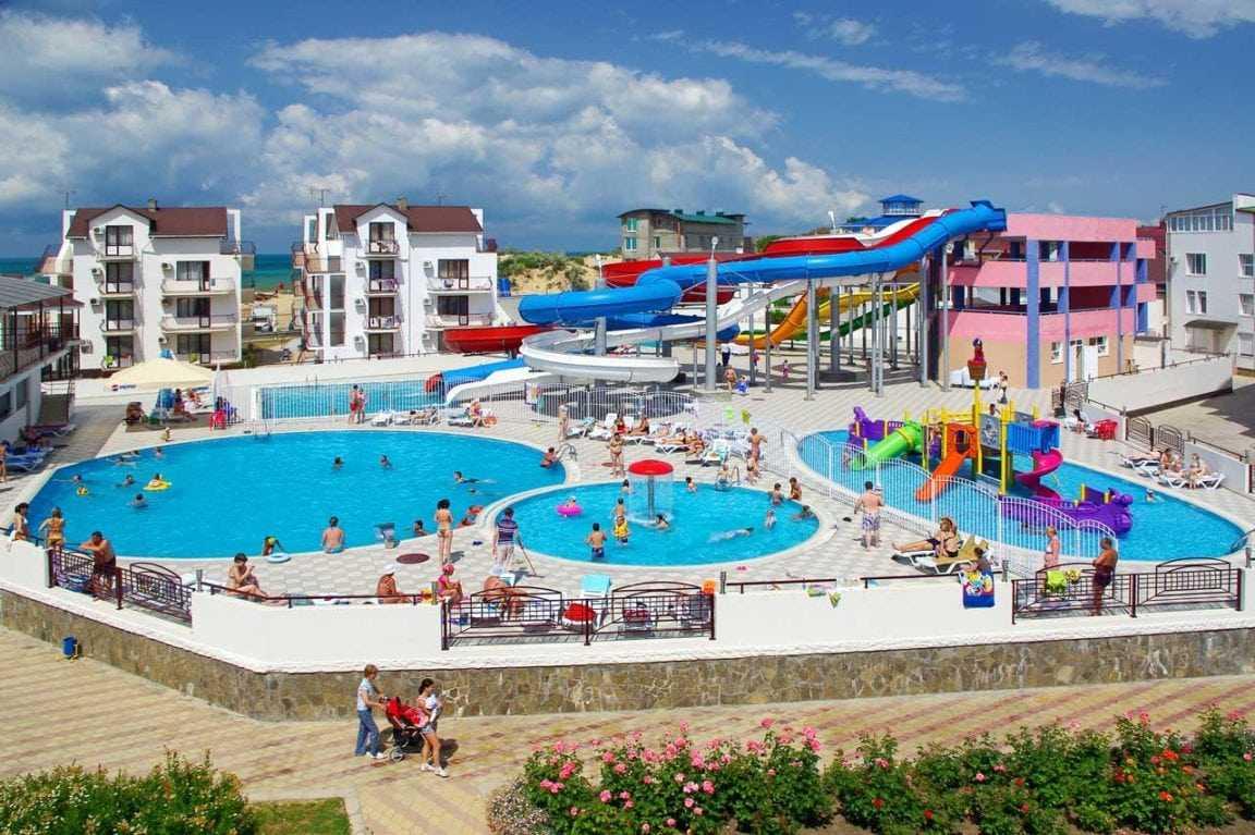 Топ пляжных отелей с системой «все включено» в россии
