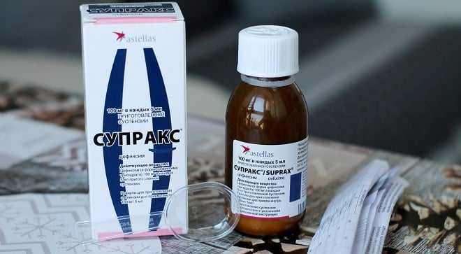 Антибиотик супракс солютаб — эффективное средство против инфекционных заболеваний