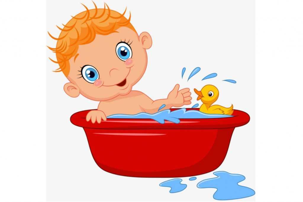 Ребенок 2 года стал боятся купаться в ванне