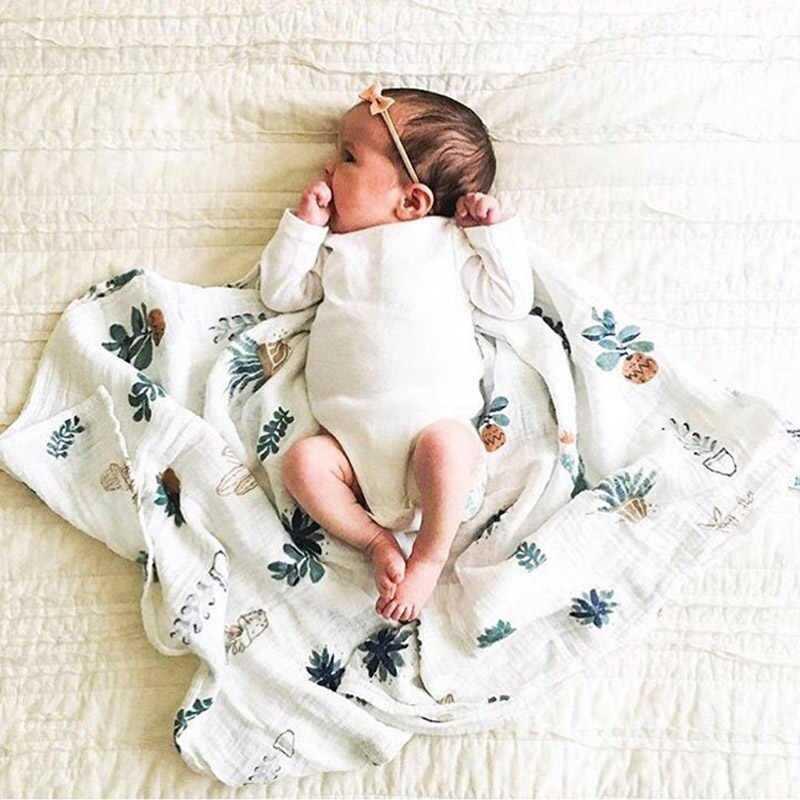 Все о муслиновых пеленках для новорожденного
