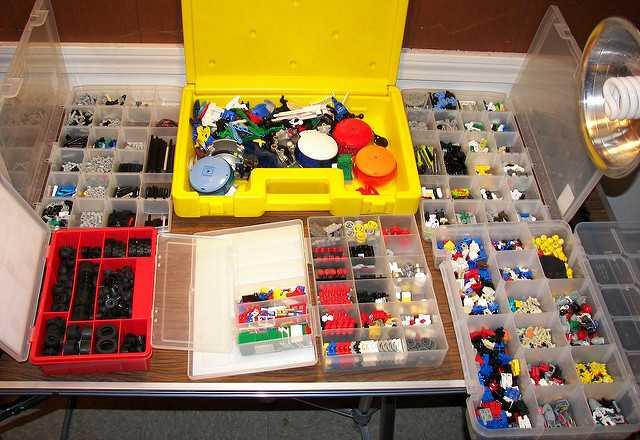Лего: с чего начать. типы кубиков и деталей лего