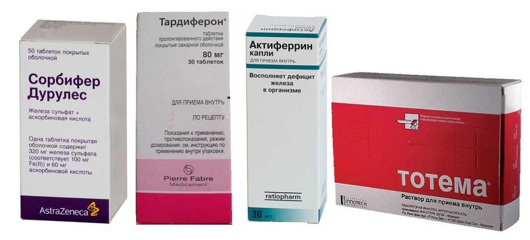 Какие продукты быстро повысят гемоглобин при беременности