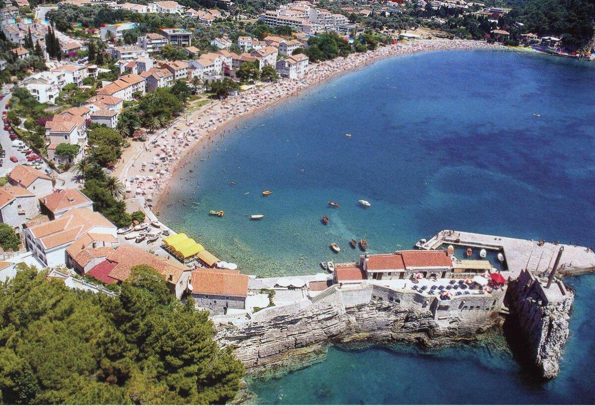 Отдых с детьми в черногории: обзор лучших курортов