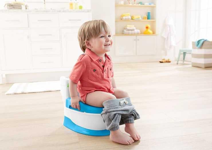 Как приучить ребенка к горшку? как правильно научить ходить малыша на горшок за 7 дней, с какого возраста нужно приучать
