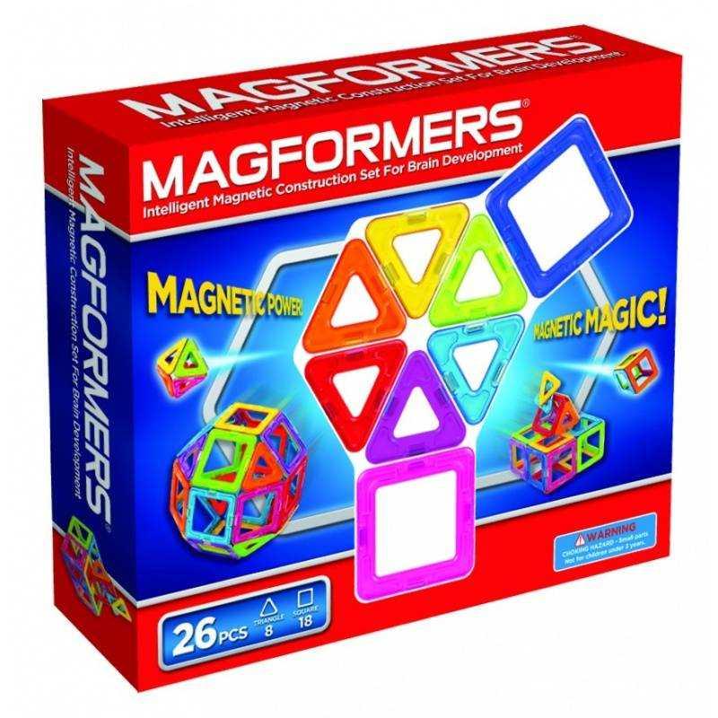 Топ-7 лучших магнитных конструкторов для детей: какой выбрать, количество деталей, отзывы