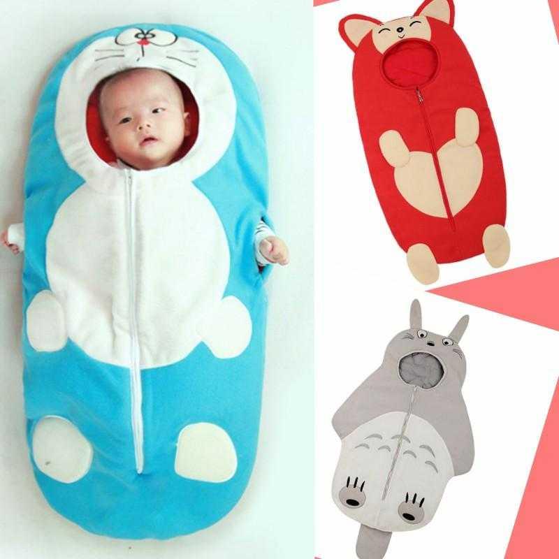 Слипики для детей: спальные комплекты зоосад для новорожденных, как сшить своими руками