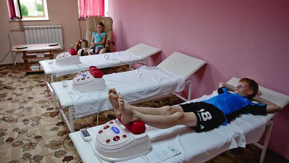 Детские санатории подмосковья: неврологические учреждения для отдыха детей с родителями